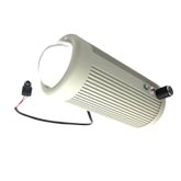 New 850nm15W array infrared focusing fill light 100m zIR illuminator LAII-100RKK