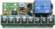 Access lock relay control power module